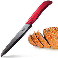 Ceramic Bread Knife Vos Professional Classic 8 Inch Pro Chef Knife + Gift Box