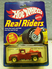 Very Rare Vintage Hot Wheels Factory Sealed 9541 Good Ol' Pick-Um-Up Real Riders