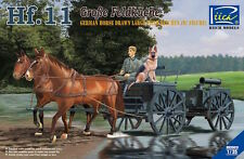 Riich 1/35 Hf.11 Grofse Feldkuche German Horse Drawn Large Field Kitcken RV35013