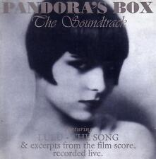 PANDORA'S BOX / EXCERPTS FROM THE SOUNDTRACK performed by AUSTRALIAN ARTISTS