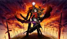 223 Fate Zero PLAYMAT CUSTOM PLAY MAT ANIME PLAYMAT FREE SHIPPING