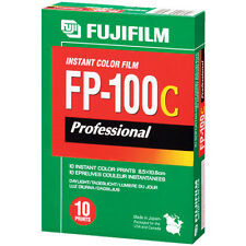 Fuji Fp-100c instant film same as 669 690 689