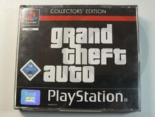 PLAYSTATION PS1 GAME Grand Theft Auto Collectors, used but OK