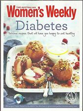 Australian Womens Weekly - Diabetes Diet Cookbook PB A4 2014 NEW