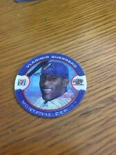 Vladimir Guerrero Montreal Expos Hologram Baseball Coin/ Pog  (2000)