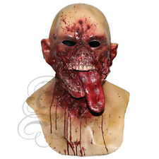 Halloween Latex Walking Dead Zombie Decay with Chest Horror Costume Party Masks