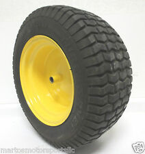 John Deere Rear Tire and Rim L120,L130,L140,LA15,X140,X165   Part# GY20663