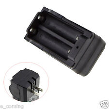 Smart Double 3.7V Battery Charger For 18650 Rechargeabl Li-ion Battery US ONZ