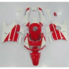 Red White ABS Plastic Fairing For Honda CBR600 F2 CBR600F2 1991-1994 1992 93 3A