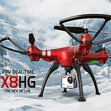 Syma X8HG RC Drone Professional Syma Big Quadrocopter 6-Axis Helicopter Boy Toy