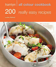 200 Really Easy Recipes by Louise Pickford (Paperback, 2009)