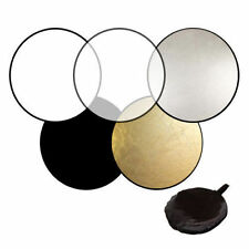 80cm 5-in-1 Photography Studio Collapsible Light Reflector EF