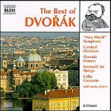 DVORAK The best of: Carnival Ovr. Humoresque, Danze slave sel.  CD Sealed