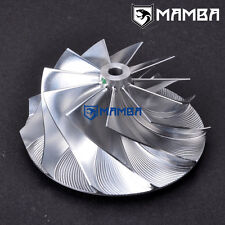 Billet Turbo Compressor Wheel  TD04HL-19T (46/58) 11 Blade For VOLVO SAAB SUBARU