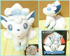 ✨ NEW Pokemon Center Original sun & moon Alola Ice Vulpix plush doll Japan ✨cute
