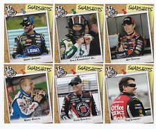 2012 Press Pass WAL-MART SNAPSHOTS Complete 9 card set BV$20! Gordon, Dale Jr.,