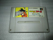 DRAGON BALL Z RPG  / super famicom / nintendo / snes