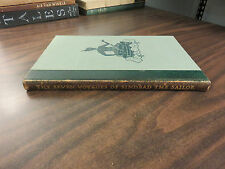 The Seven Voyages of Sinbad the Sailor Limited Editions Club HC 1949