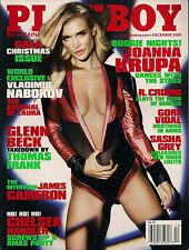 PLAYBOY DECEMBER 2009-K – CRYSTAL HARRIS – SASHA GREY – JOANNA KRUPA!!
