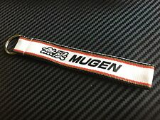 JDM MUGEN HONDA ACURA ACCORD FIT CIVIC INTEGRA TYPE-R WRIST LANYARD KEYCHAIN