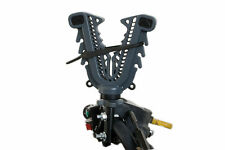 Handlebar V-Grip Four Wheeler Dirt Bike Golf Cart Gun Bow Utility Rack ATV TEK