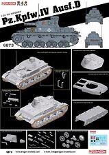 Dragon 1/35 6873 Pz.Kpfw.IV Ausf D