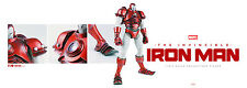 "ThreeA Marvel THE INVINCIBLE IRON MAN Silver Centurion 13.5"" Figure 1/6 Scale 3A"