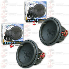 "2 x SOUNDSTREAM T5.122 12"" TARANTULA SERIES CAR DUAL 2-OHM SUBWOOFER 1000W RMS"