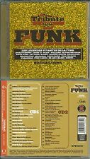 RARE / TRIBUTE TO THE FUNK ( 2 CD ) avec TINA CHARLES, PASADENAS, BARRY WHITE