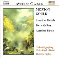 Gould - American Ballads • Foster Gallery • American Salute