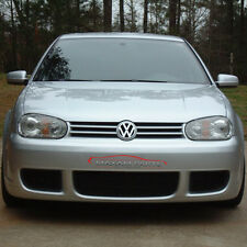 "-= VW GOLF MK4 4 IV FRONT BUMPER "" R32 - look "" = ABS = NEW =-"