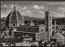 Italy Postcard - Firenze - The Cathedral - Cupola By Brunelleschi    LC4007