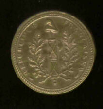FRENCH REVOLUTION 1792-1793 OFFICER'S BUTTON FAY COLLECTION