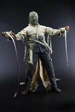 Custom 1/6 Scarecrow Action Figure for Hot Toys Batman Begins