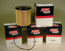 QTY 4 DODGE RAM 5.9 DIESEL FUEL FILTER  2003 - 2010 BALDWIN BRAND