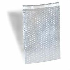 "5000 x SIZE BP2 CLEAR BUBBLE BAGS, DIMENSIONS 130mm x 185mm (5"" x 7.5"")."