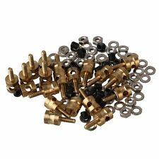 20pcs 2mm Metal RC Model Linkage Stopper Servo Screw for RC Airplane Aircraft