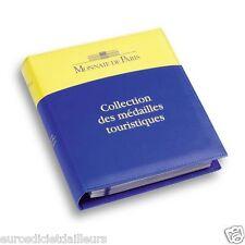 """Album, Classeur """"Collection des Médailles Touristiques"""" - LEUCHTTURM  Livré neuf"""