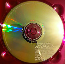 STAR TREK VOYAGER SEVENTH 7 SEASON DISC 3 ONLY REPLACEMENT DVD DISC