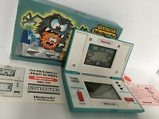 NINTENDO GAME&WATCH SQUISH BOX NOTICE