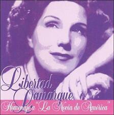 Homenaje a la Novia de America ~ Lamarque, Libertad  Import
