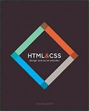 HTML and CSS: Design and Build Websites 1st Edition by Jon Duckett (Paperback)