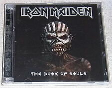 IRON MAIDEN The Book of Souls SOUTH AFRICA Cat# 2564608924 $10 USA Shipping