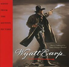 Wyatt Earp (James Newton Howard) (CD)