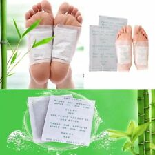 10x Good Detox Foot Pads Patch Detoxify Toxins Adhesive Keeping Fit Health Care