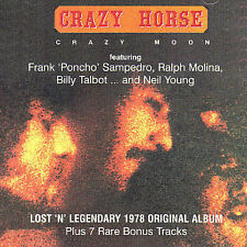 CRAZY HORSE Crazy Moon CD BRAND NEW Raven Neil Young