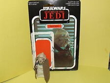 VINTAGE STAR WARS 1983 SQUID HEAD original card   in EXCELLENT  CONDITION