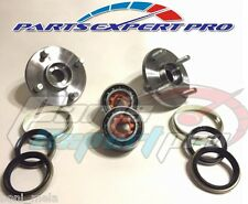 (2) 1993-2002 Toyota Corolla Front Wheel  Hub and Bearings & Seals kit