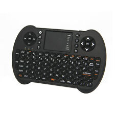 Mini 2.4G Wireless Keyboard W/ Touchpad Handheld for PC Android Smart TV BOX