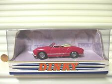 MATCHBOX DINKY 1993 1/43 Red DY035A 1968 Volkswagen Karmann Ghia New Mint Boxed*